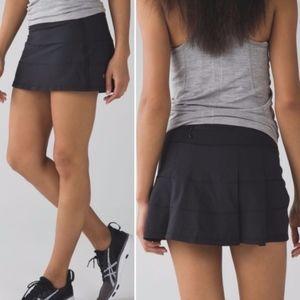 Lululemon Pace Rival Skirt/ Skort Size 8 Tall